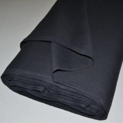 Бязь 150 см черная, пл.100 г.м²