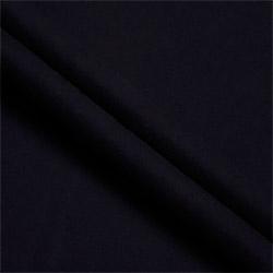 Фланель 75 см черная пл.167 г.м²