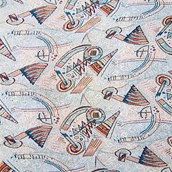 Ткань гобелен 200 см арт.354 пл.285 г.м²