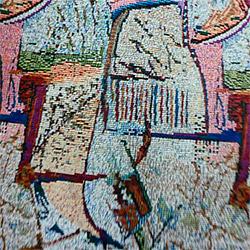 Ткань гобелен 200 см арт.F62 пл.285 г.м²