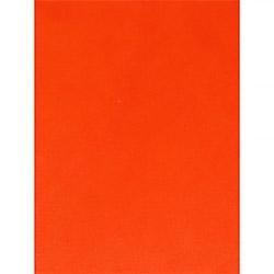 Грета 150 см гладкокрашенная ВО цвет оранжевый пл.195 г.м²