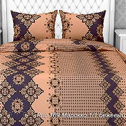 Ткань поплин 220 см Марокко