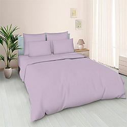 Ткань поплин 220 см цвет Мальва пл.110 г.м²