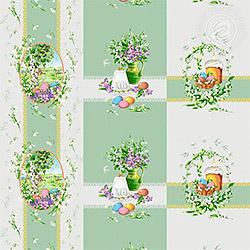 Рогожка 150 см Весна