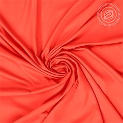 Сатин 220 см Оранжевый
