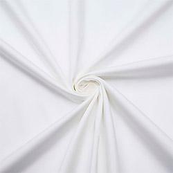 Ткань сатин 220 см отбеленный пл. 120 г.м²