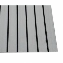 Ткань тик 160 см матрасный суровый черная полоса, пл.160 г.м²