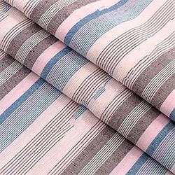 Ткань тик 220 см матрацный волна пл.170 г.м²