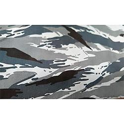 Твил 150 см ВО КМФ серый пл.200 г.м²